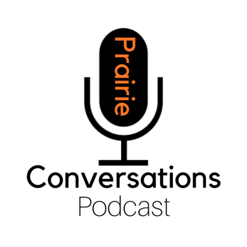 Prairie Conversations Logo