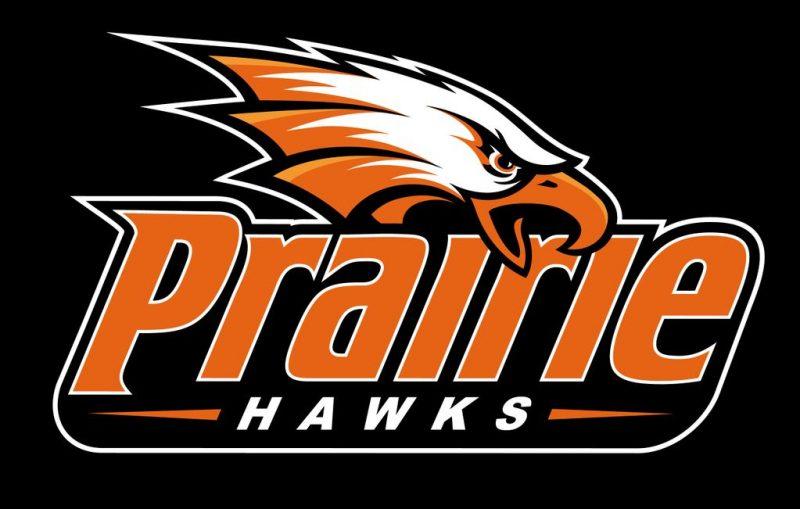 Prairie Hawks Black
