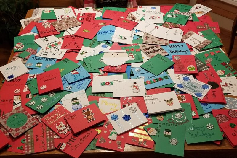 Holiday Cards Dec 2020