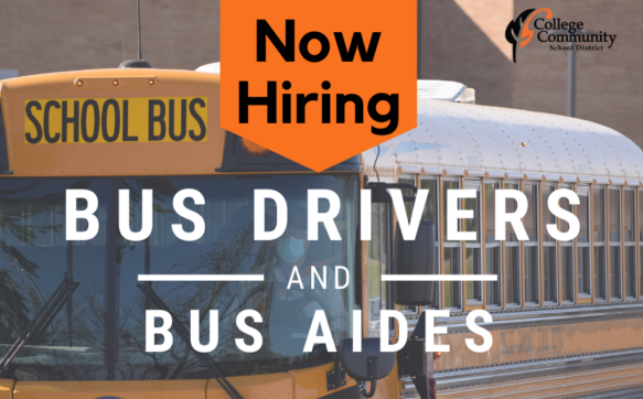 Bus Drivers Wanted FB