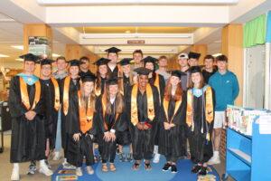 Crest Graduates